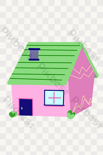 Cartoon House Roof Templates Free Psd Png Vector Download Pikbest