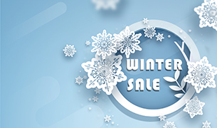 Winter<br> sales