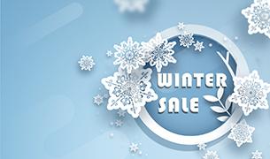 Winter<br> sales