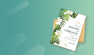 Wedding<br>Invitation