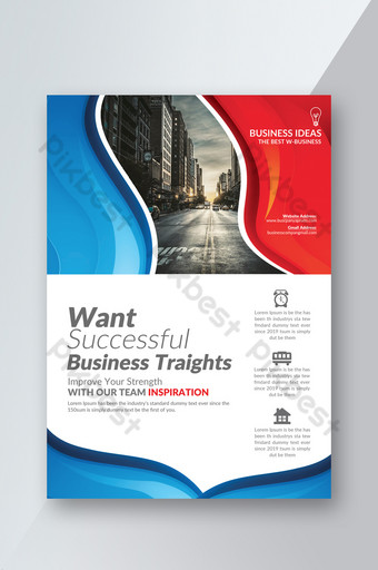 Business Consultant Flyer Images Free Psd Templates Png And Vector Download