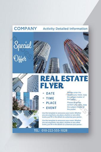 Information sur la promotion immobilière Introduction Brochure commerciale Modèle PSD