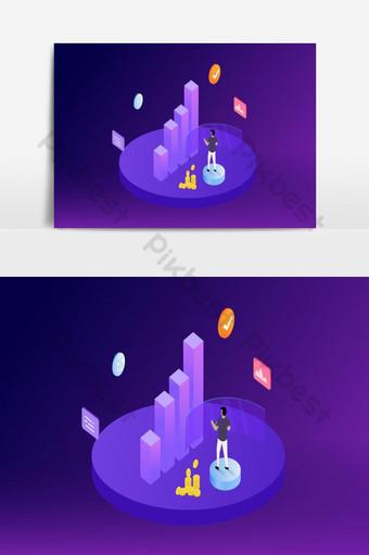 мир мечты 3d модель графический элемент Графические элементы шаблон PSD
