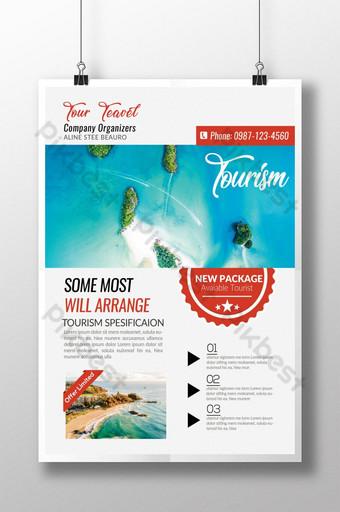 Tour & Travel Flyer Templates Template PSD