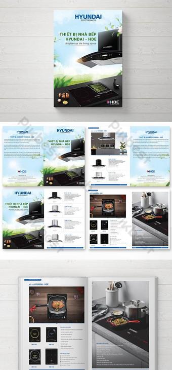 Brochure sur les équipements de cuisine Modèle AI