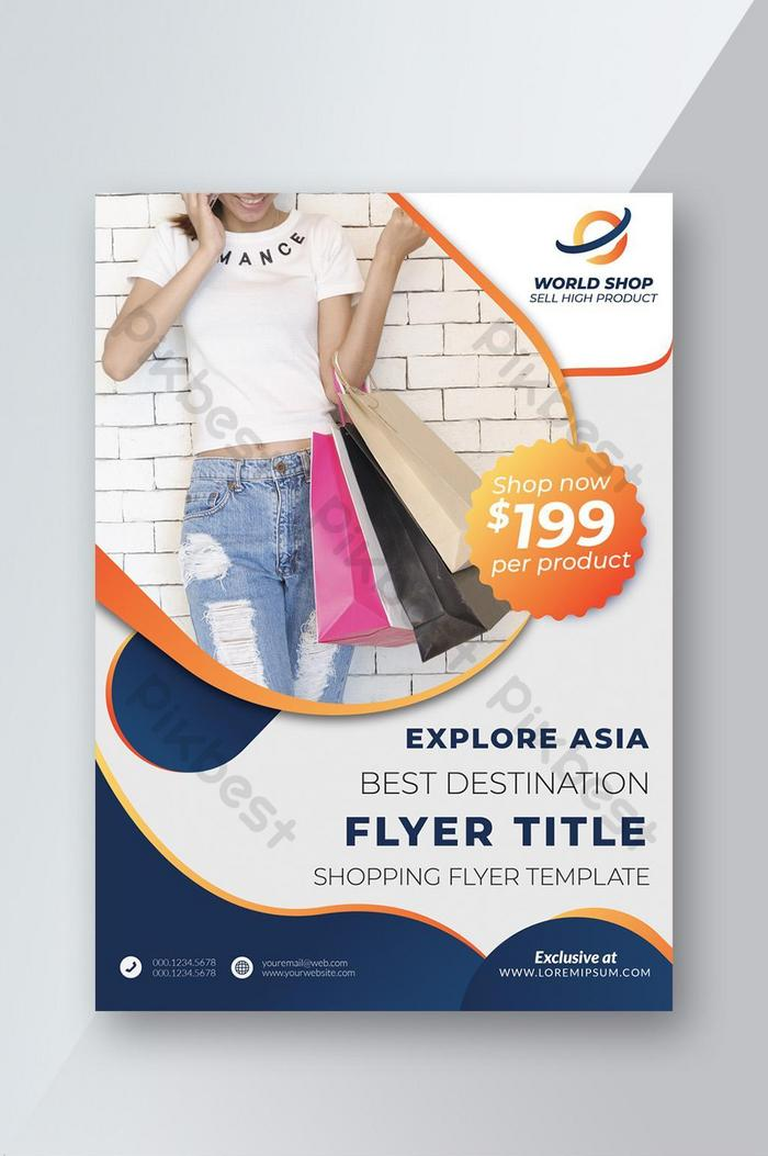 Fashion Business Flyer Design Templates Free Download Ai Free Download Pikbest
