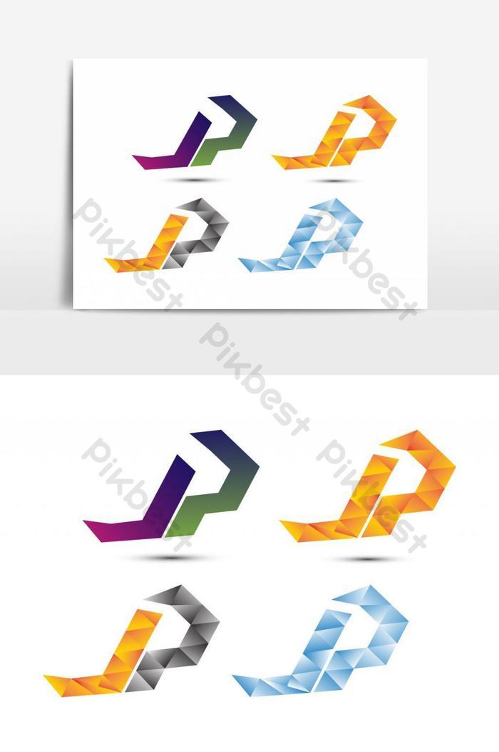 L P Latter Logo Design Png Images Ai Free Download Pikbest