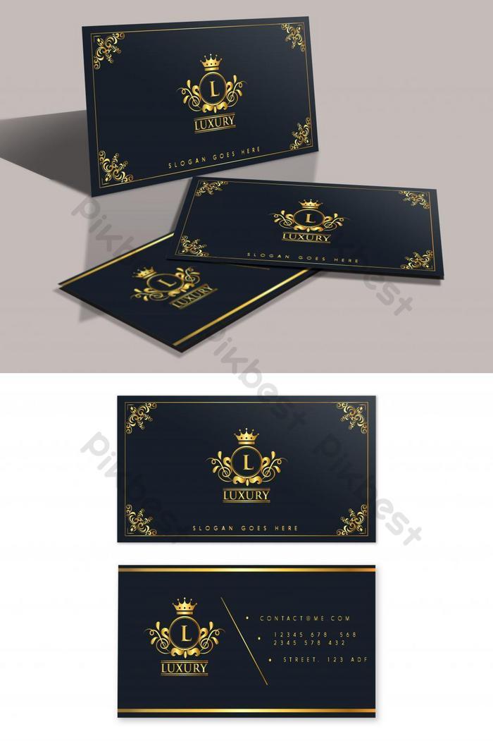 kartu bisnis mewah