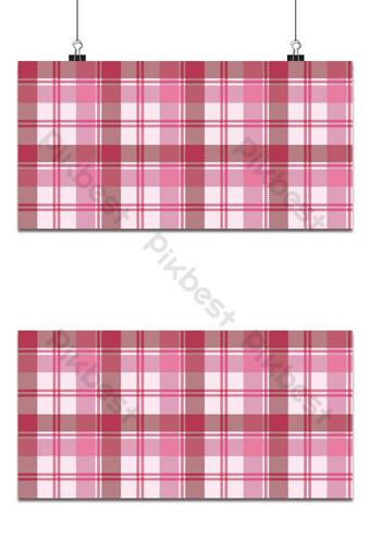 patrón sin costuras a cuadros fondo rosa pastel Fondos Modelo AI