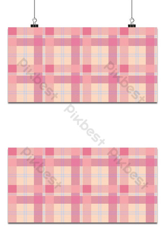 patrón sin costuras a cuadros rosa pastel elegante fondo Fondos Modelo AI