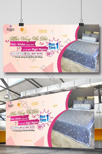 Preferential gold season poster buy 1 get 1 discount Template CDR