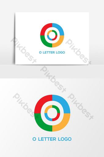 o carta logo y elemento gráfico vectorial Elementos graficos Modelo AI