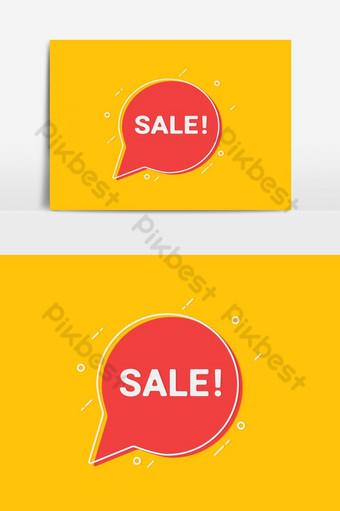 Dijual Spanduk Template Konsep Tata Letak Promosi Diskon Elemen Grafis Templat PSD