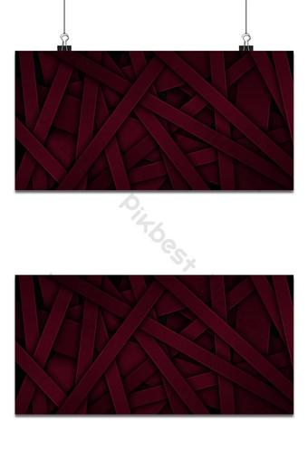 Fondo de vector abstracto rojo oscuro con características superpuestas Fondos Modelo EPS