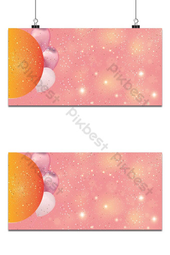 vector brillo dorado brillo con luz en plantilla de diseño de fondo de color rosa Fondos Modelo AI