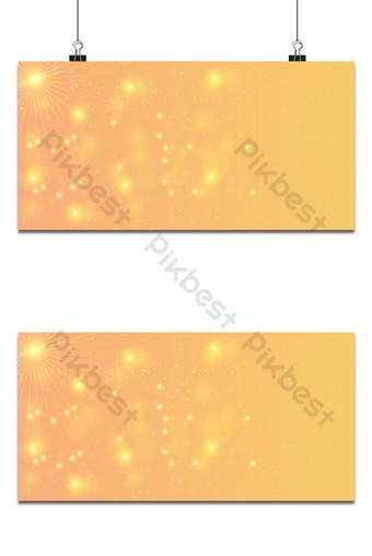 brillo dorado brillante en plantilla de fondo rosa Fondos Modelo AI