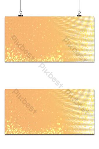 brillo dorado brillante en diseño de fondo de vector rosa Fondos Modelo AI