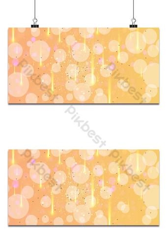brillo dorado brillante en plantilla de diseño de fondo rosa Fondos Modelo AI