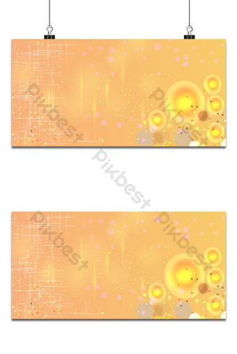 brillo dorado brillante en fondo degradado rosa Fondos Modelo AI