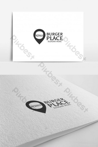 comida bebida té pastel hamburguesa sopa logo diseño plantilla inspiración Modelo AI