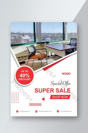 Flyer offre spéciale Modèle AI