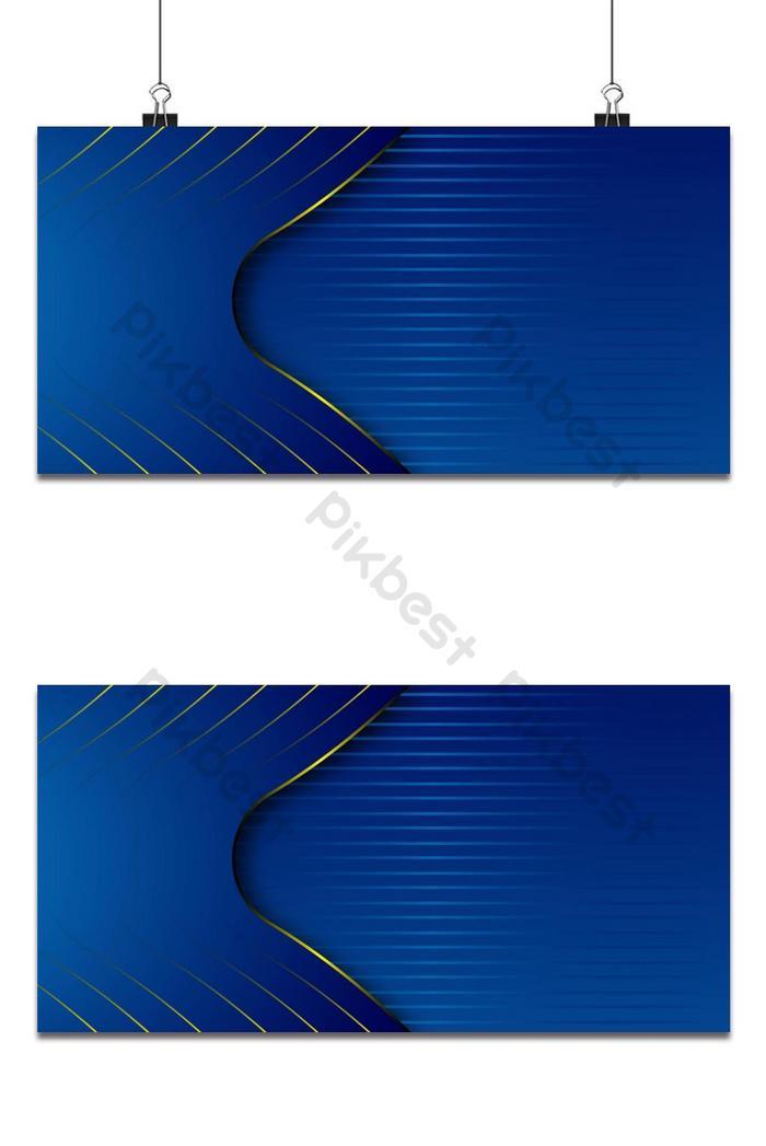 Luxury Elegant Gold Blue Background | Backgrounds EPS Free Download -  Pikbest