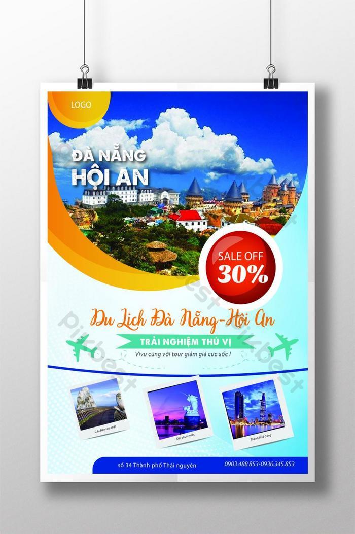 quảng cáo du lịch Đà nẵng hội an