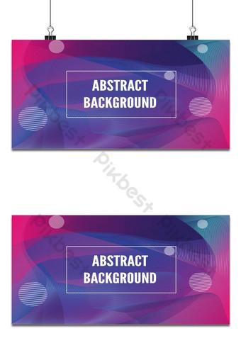 diseño de fondo púrpura fluido abstracto Fondos Modelo AI