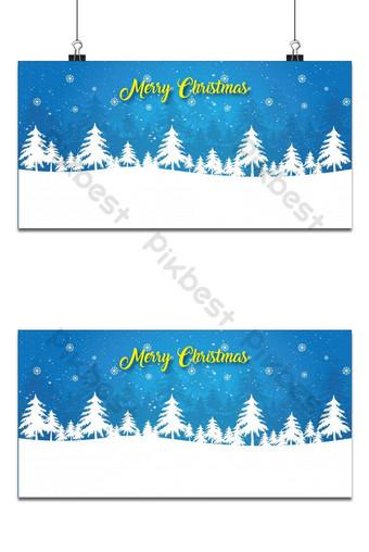 navidad banner diseño patrón regalo de navidad fondo diseño vector plantilla Fondos Modelo AI