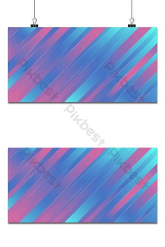 خطوط التدرج الملونة آثار خلفية زرقاء خلفيات قالب AI