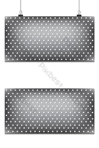 diseño de fondo de metal de color negro Fondos Modelo AI