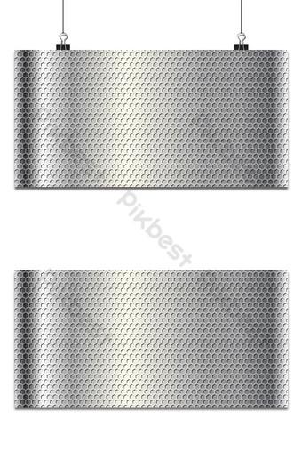 diseño de fondo de color negro metal Fondos Modelo AI