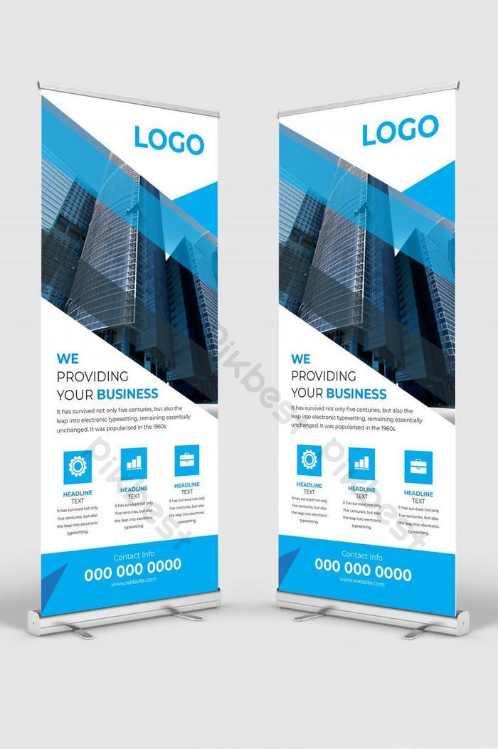 Дизайн корпоративного баннера
