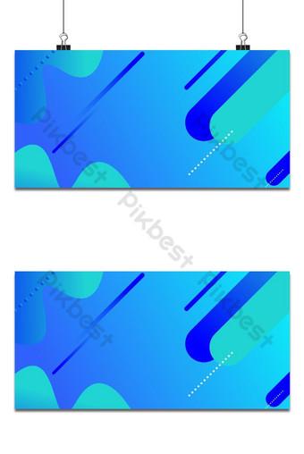 fond géométrique de présentation de vecteur abstrait design minimal coloré Fond Modèle AI