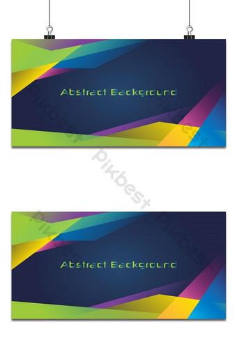 fondo multicolor abstracto Fondos Modelo AI