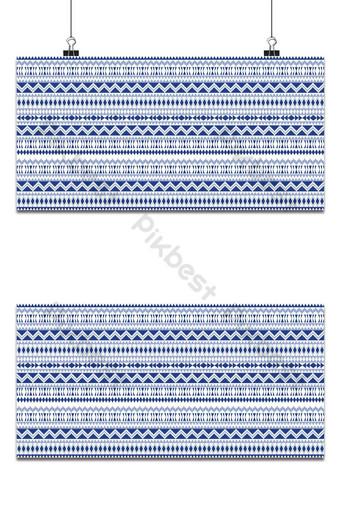 patrones étnicos sin costura azteca fondos geométricos tela elegante fondo tribal Fondos Modelo EPS