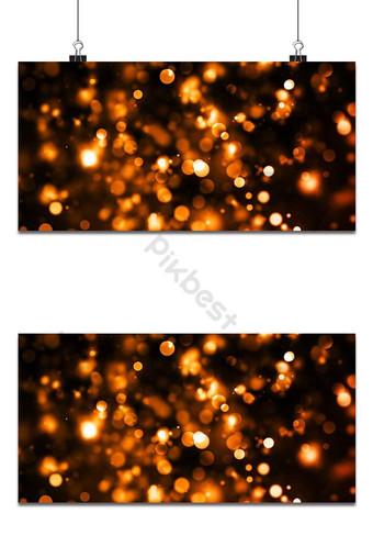 fondo dorado abstracto bokeh Fondos Modelo PSD