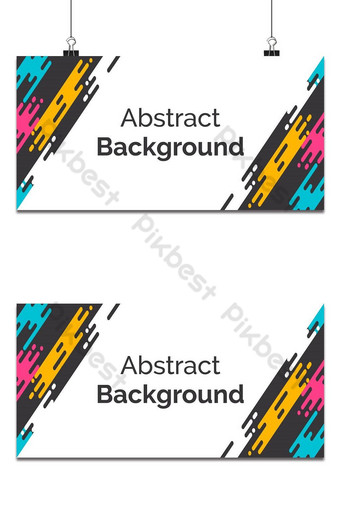 fondo abstracto con multicolor Fondos Modelo AI