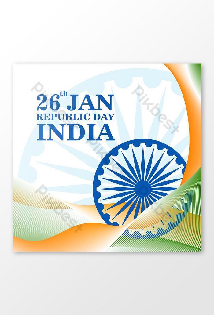 يوم جمهورية سعيد في الهند على وسائل التواصل الاجتماعي