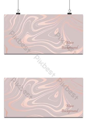 Fondo de seda abstracto de onda Fondos Modelo AI
