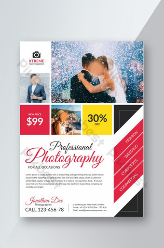 Photography Flyer Images Free Psd Templates Png And Vector Download