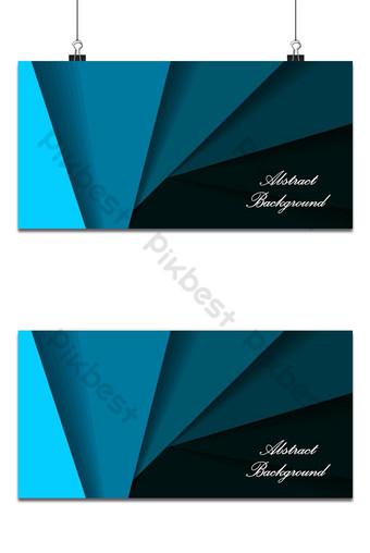 fondo de vector libre de color azul abstracto Fondos Modelo AI