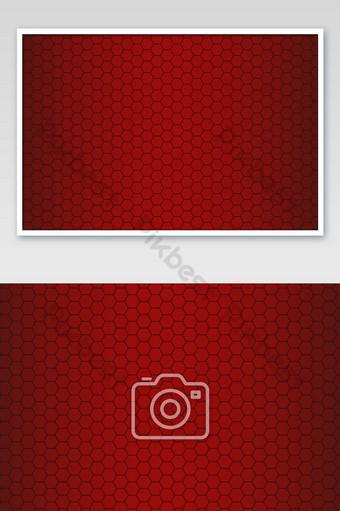 Fondo de pantalla de cubierta de fondo de patrón rojo abstracto Fotografía Modelo JPG