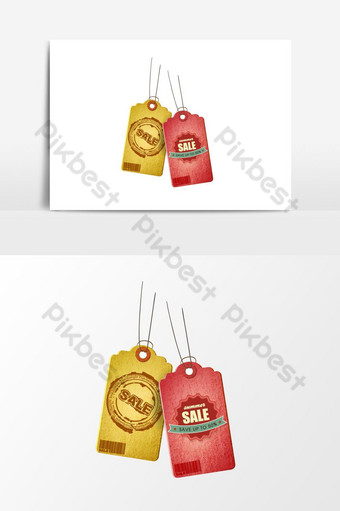 Sale Tag Templates Free Psd Png Vector Download Pikbest