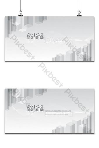 vector de plantilla de diseño de textura y forma elegante patrón de fondo blanco abstracto Fondos Modelo AI