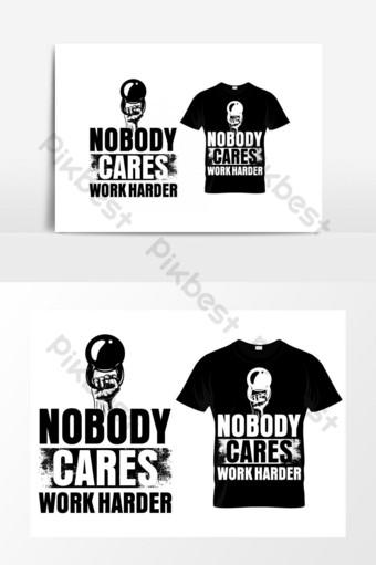 fitness culturismo hipster etiqueta vintage insignia para flayer poster logo o camiseta estampada Elementos graficos Modelo EPS