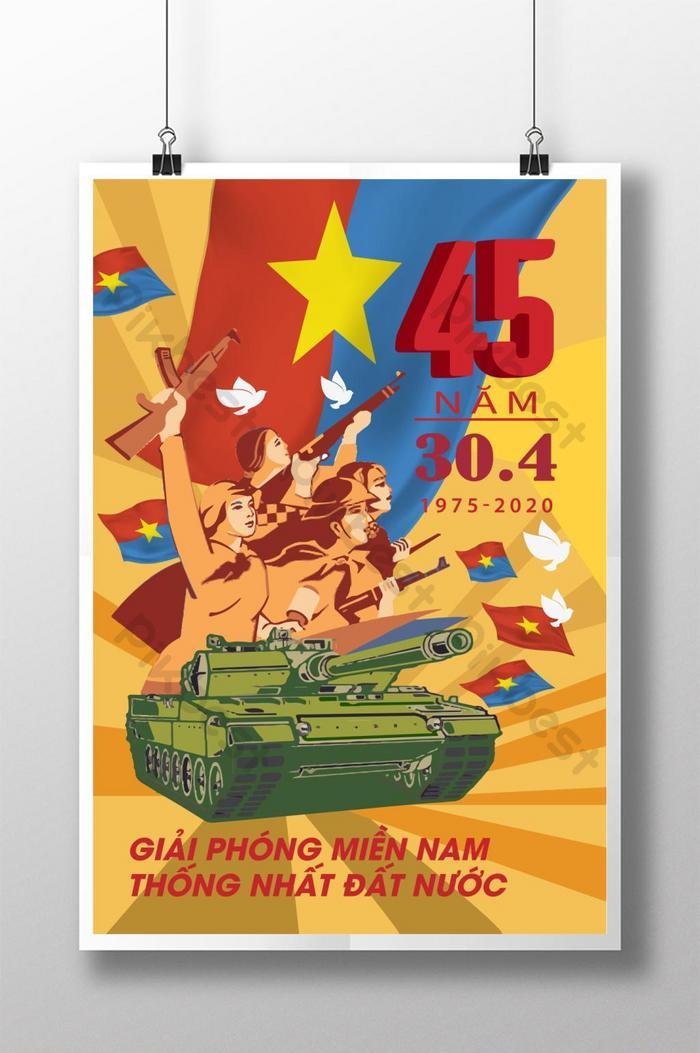 kỷ niệm 45 năm giải phóng miền nam 30/04 thống nhất đất nước