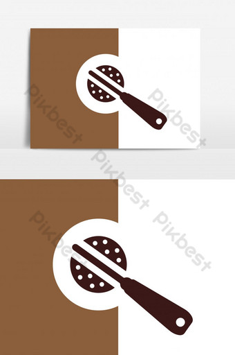 icono de infusor de té concepto de logotipo de infusor de té de moda sobre fondo blanco elemento gráfico ai Elementos graficos Modelo AI