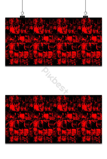 textura de la pared de ladrillo rojo papel tapiz de fondo textura de ladrillo rojo transparente luz negra roja Fondos Modelo PSD