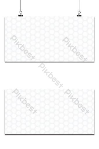 diseño de fondo abstracto moderno creativo patrón hexagonal gráficos vectoriales de fondo Fondos Modelo EPS